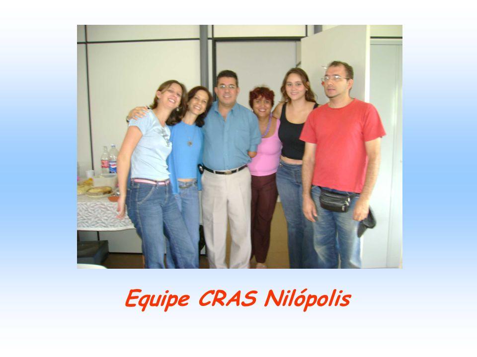 Equipe CRAS Nilópolis
