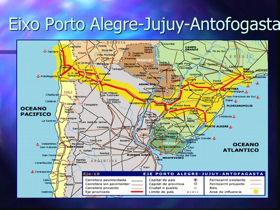Eixo Porto Alegre-Jujuy-Antofogasta