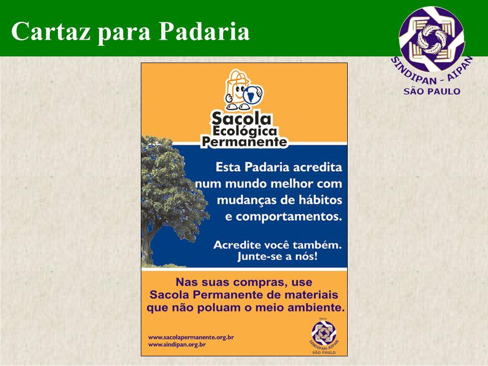 Cartaz para Padaria