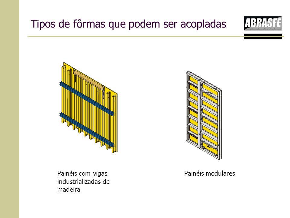Exemplo de projeto – Edifício Comercial Vantagem: Separa a execução deste trecho (normalmente o gargalo) do restante do pavimento; transformando em um etapa independente e adiantada em relação as outras.