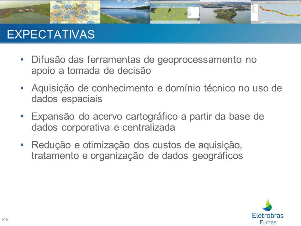 P 7 Ações para Desenvolvimento 1ª Etapa (2º Semestre 2011) Caracterização do Departamento; Mapeamento do Fluxo de informações; Inventário do Acervo Existente; Estudo para Definição de Metodologia de Trabalho; Proposições de Melhorias – Normatização.