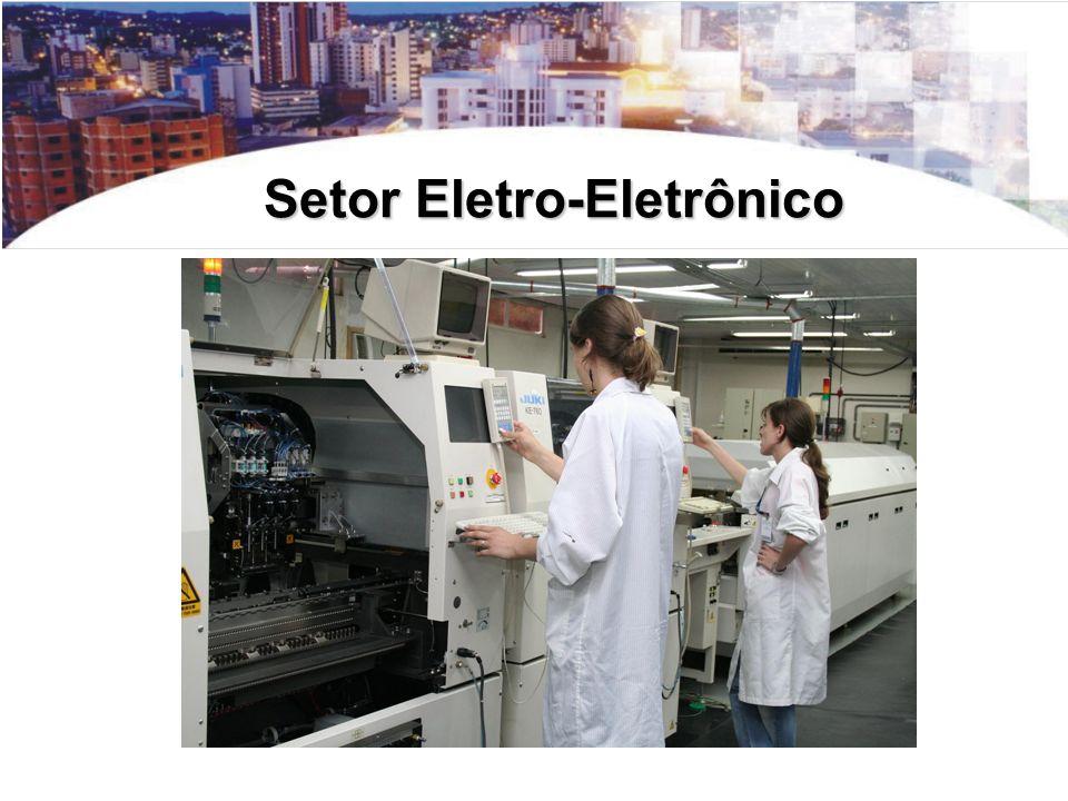 Setor Eletro-Eletrônico