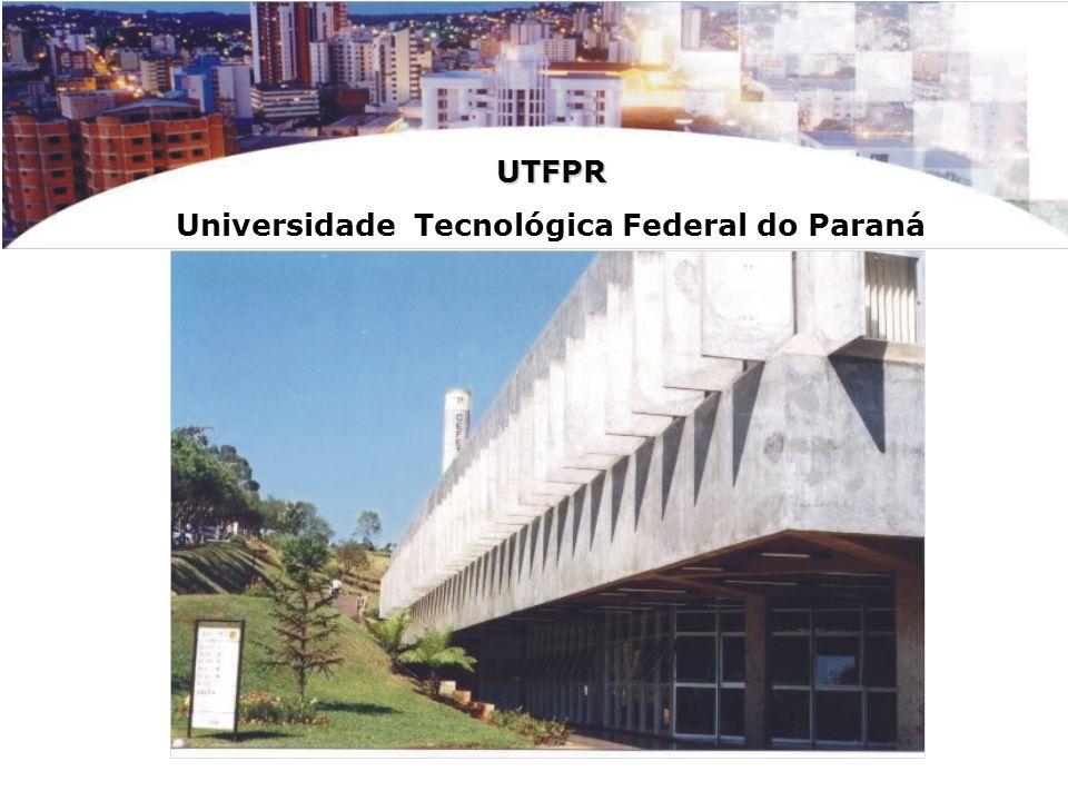 UTFPR Universidade Tecnológica Federal do Paraná