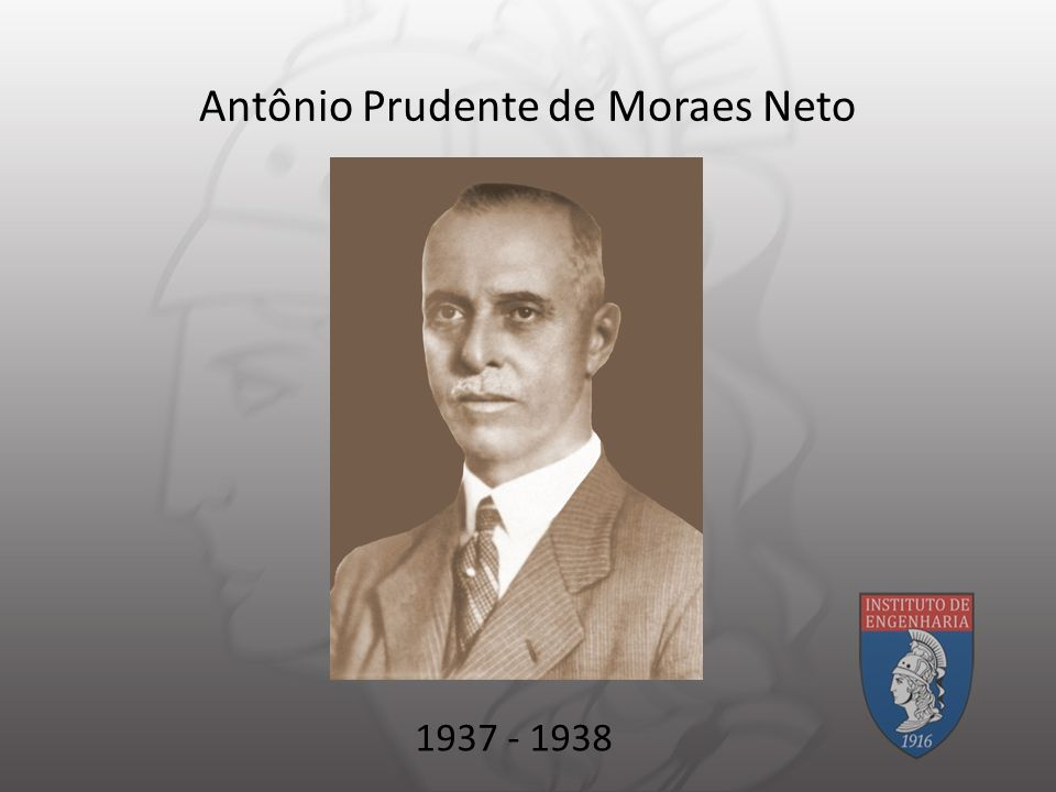 Antônio Prudente de Moraes Neto 1937 - 1938