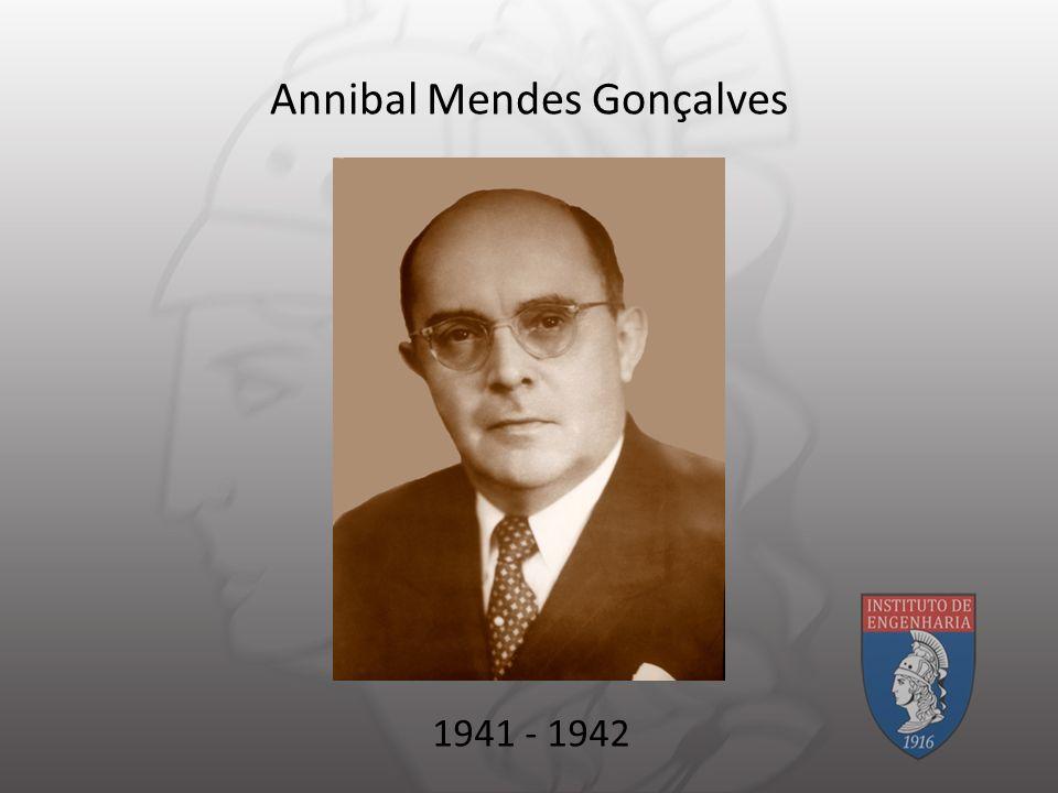 Annibal Mendes Gonçalves 1941 - 1942