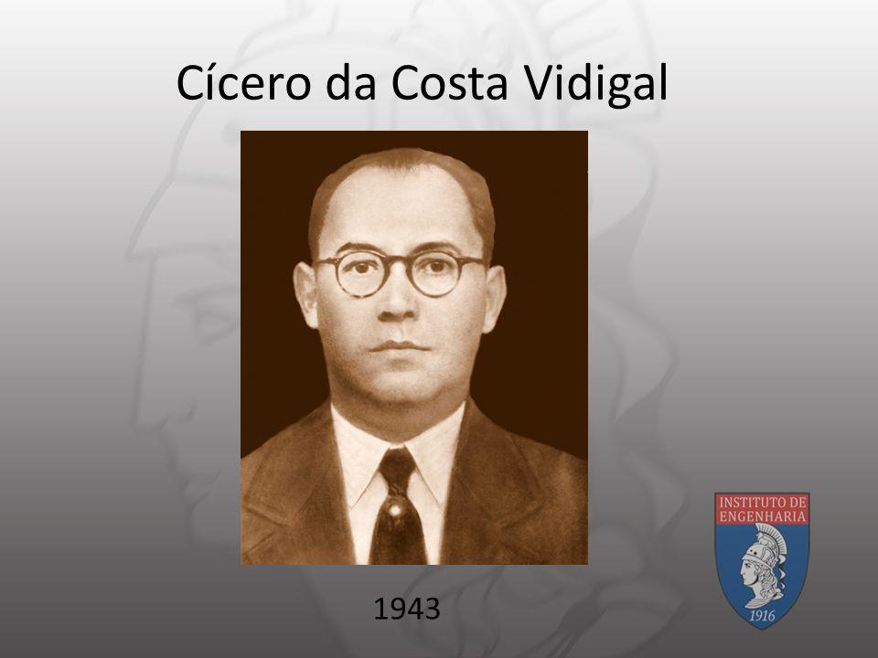 Cícero da Costa Vidigal 1943