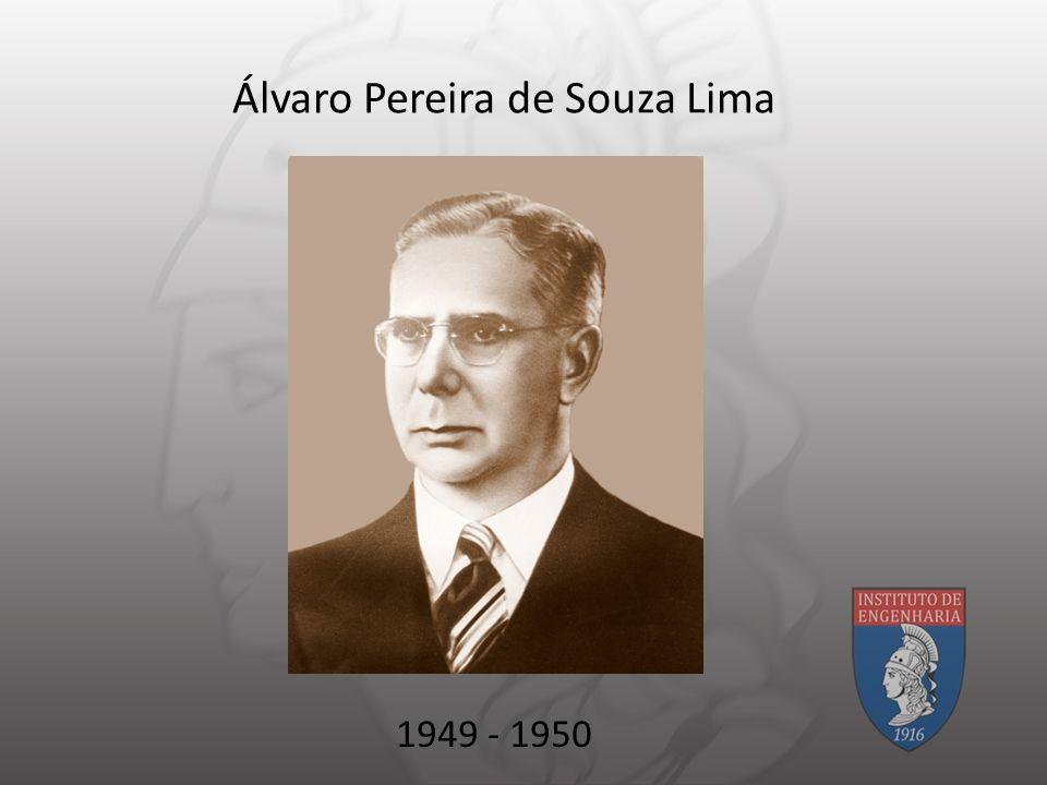 Álvaro Pereira de Souza Lima 1949 - 1950