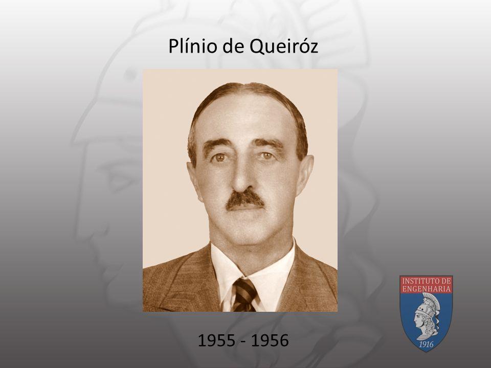 Plínio de Queiróz 1955 - 1956