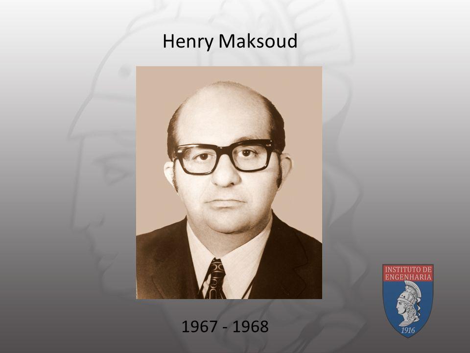 Henry Maksoud 1967 - 1968