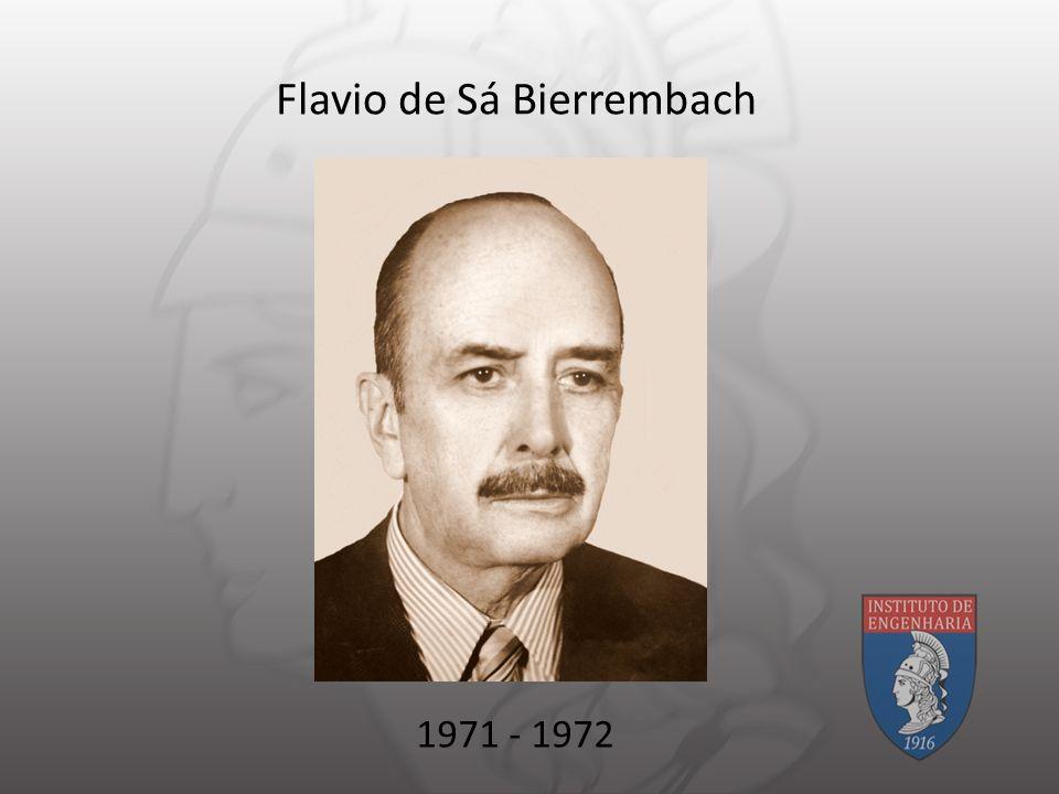 Flavio de Sá Bierrembach 1971 - 1972