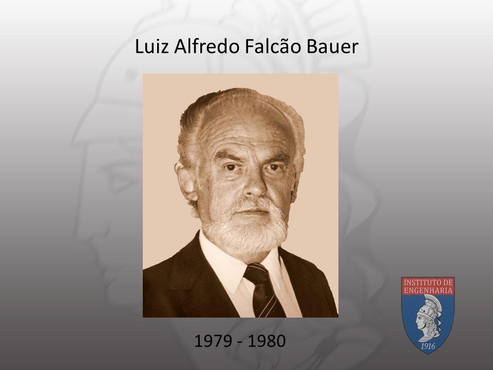 Luiz Alfredo Falcão Bauer 1979 - 1980