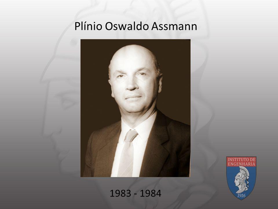 Plínio Oswaldo Assmann 1983 - 1984
