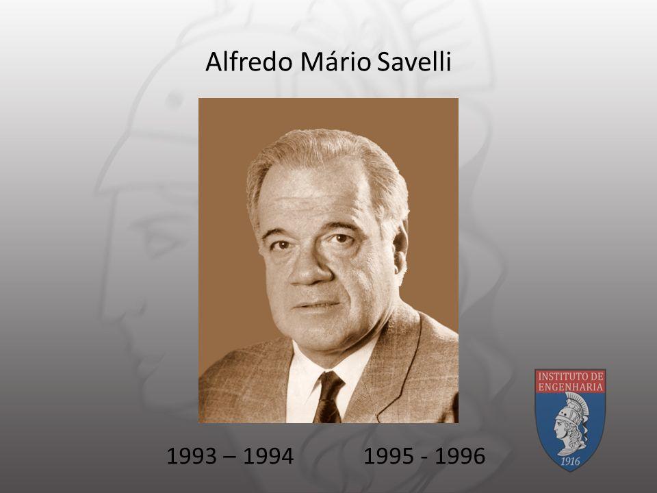 Alfredo Mário Savelli 1993 – 19941995 - 1996