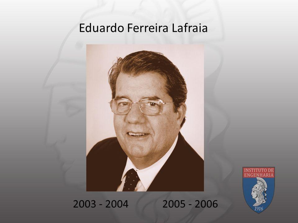 Eduardo Ferreira Lafraia 2003 - 20042005 - 2006