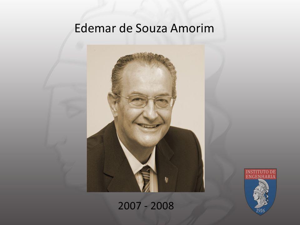 Edemar de Souza Amorim 2007 - 2008