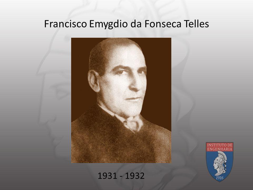 Francisco Emygdio da Fonseca Telles 1931 - 1932