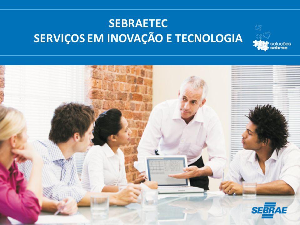 SEBRAETEC SERVIÇOS EM INOVAÇÃO E TECNOLOGIA