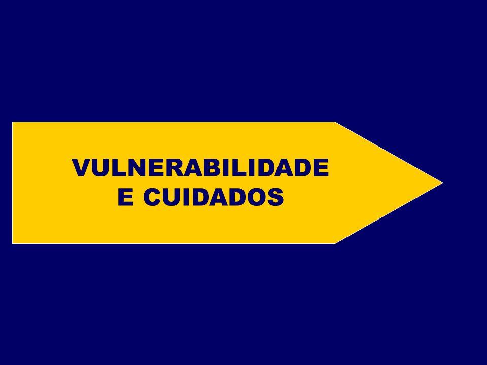 VULNERABILIDADE E CUIDADOS