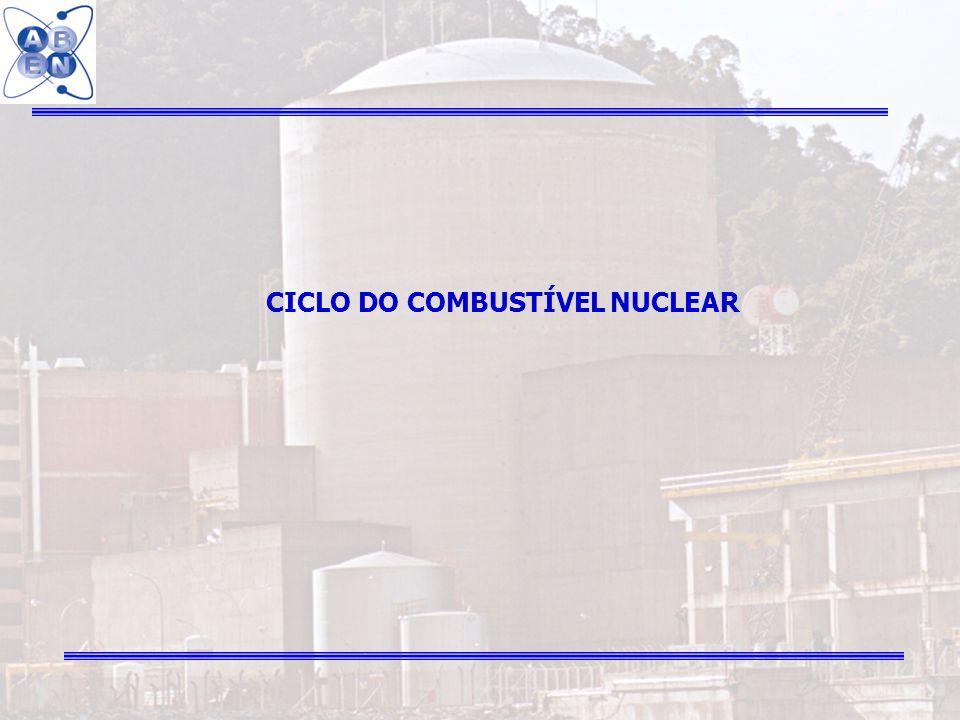 12 CICLO DO COMBUSTÍVEL NUCLEAR