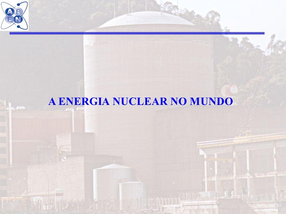 27 A ENERGIA NUCLEAR NO MUNDO