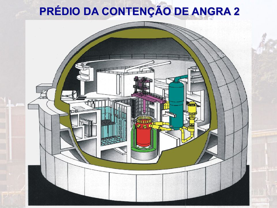 35 PWR X USINA A CARVÃO Consumo anual de combustível e produção de rejeitos de uma usina de 1300 MW operando com fator de utilização de 6500 horas equivalentes a plena carga.