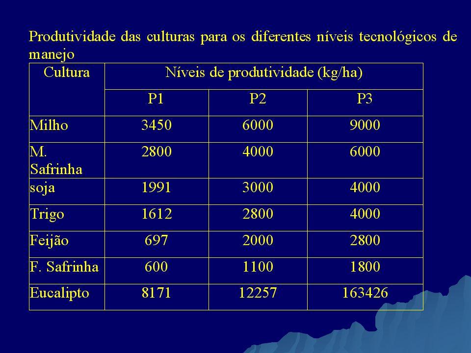 Ausência de resultados sobre as condições da região.