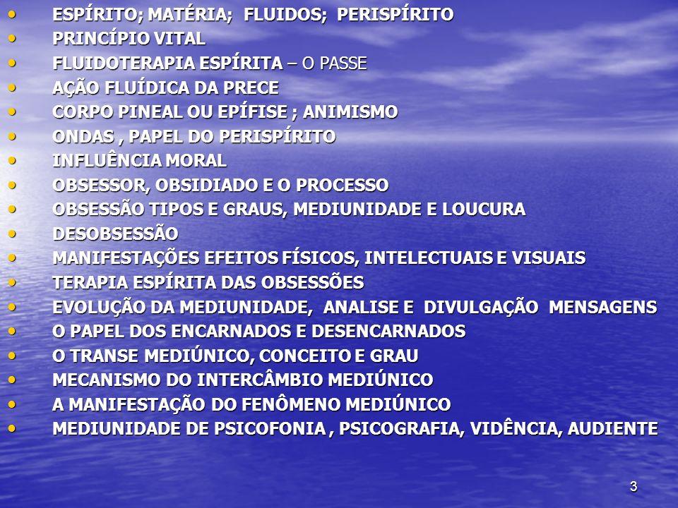 34 A MEDIUNIDADE DE PRESSENTIMENTO, APESAR DE SER CONSIDERADA UMA VARIEDADE DA MEDIUNIDADE DE INSPIRAÇÃO, PODE SER CONFUNDIDA COM ESTA, PORQUE SE TORNA DIFÍCIL ESTABELECER UM LIMITE DE ONDE UMA COMEÇA E A OUTRA TERMINA A MEDIUNIDADE DE PRESSENTIMENTO, APESAR DE SER CONSIDERADA UMA VARIEDADE DA MEDIUNIDADE DE INSPIRAÇÃO, PODE SER CONFUNDIDA COM ESTA, PORQUE SE TORNA DIFÍCIL ESTABELECER UM LIMITE DE ONDE UMA COMEÇA E A OUTRA TERMINA