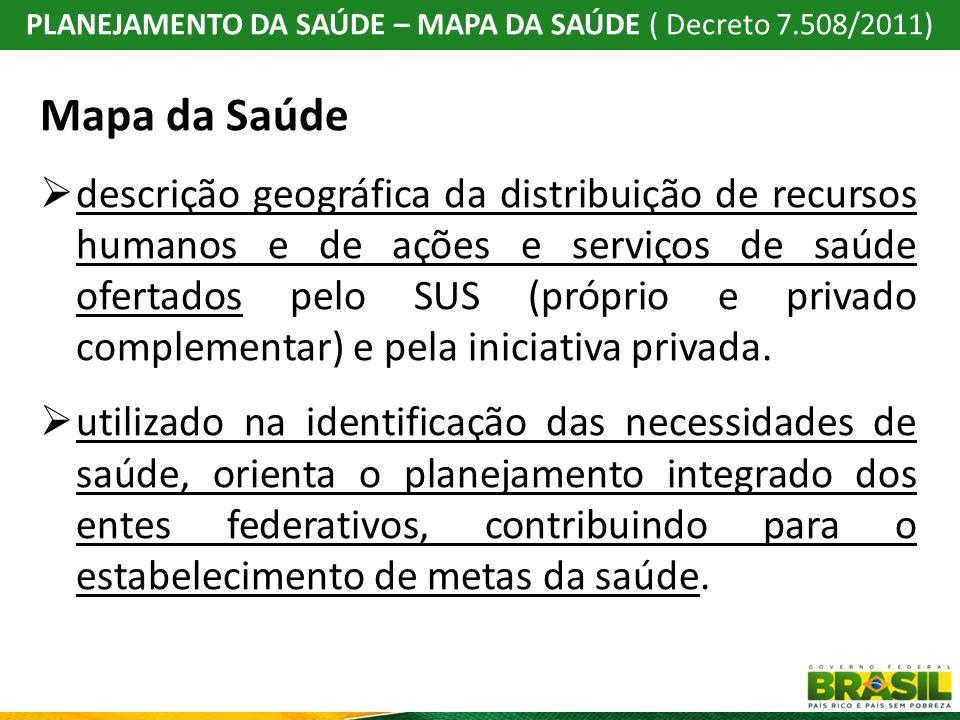 ESTRUTURA DO SISTEMA DE SAÚDE (Cap.