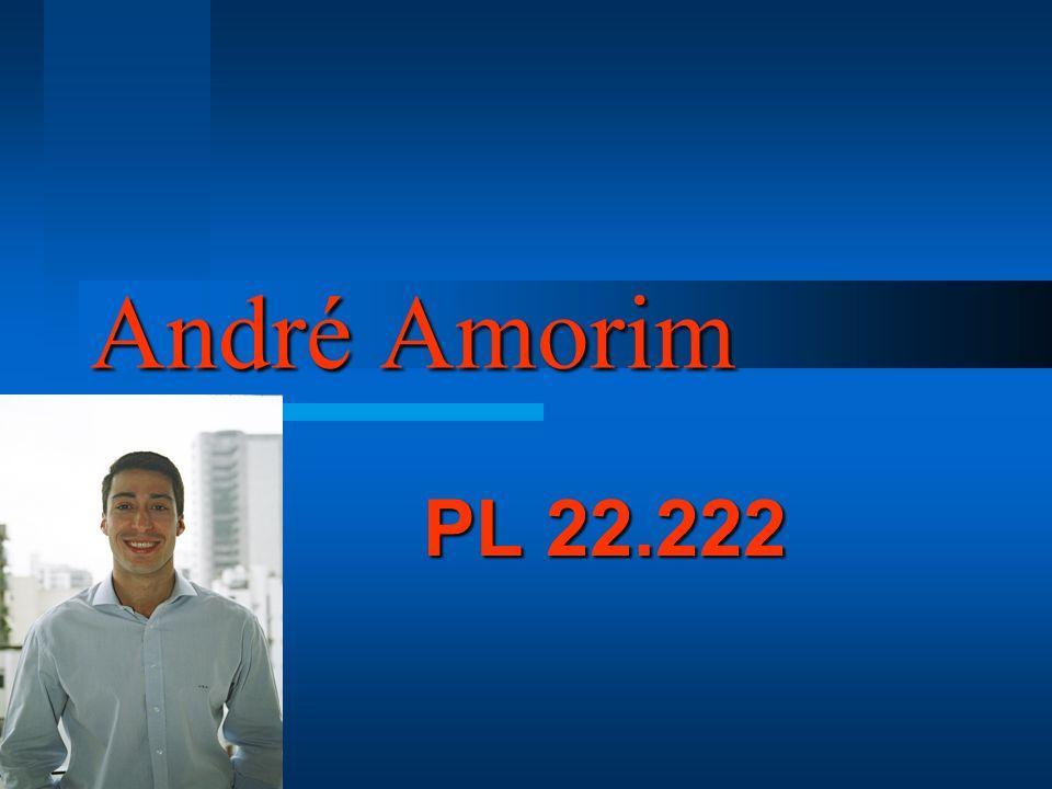 André Amorim PL 22.222