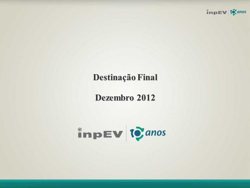 Destinação Final Dezembro 2012