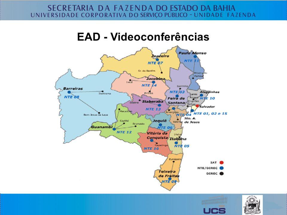 EAD - Videoconferências