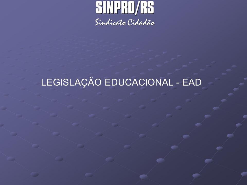 FEDERAL -Lei 9394/96 - Lei de Diretrizes e Bases da Educação Nacional Art.
