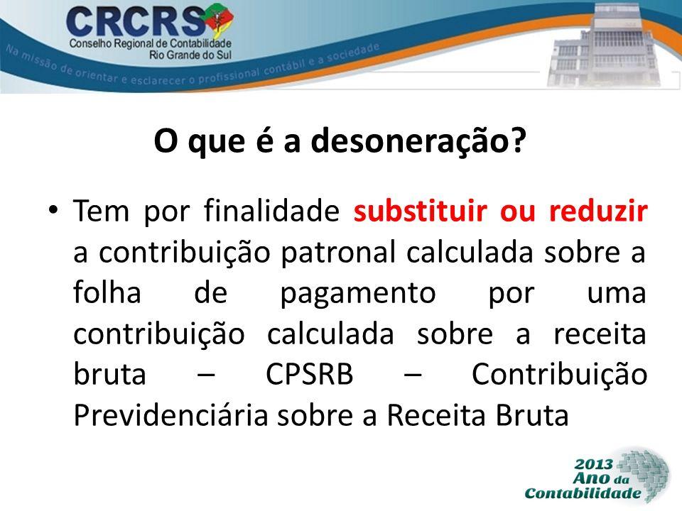 Definindo a Receita Bruta Receita Bruta – S.Consulta 45 de 14/07/2012 É o valor da Venda de bens e serviços nas operações de conta própria e alheia.