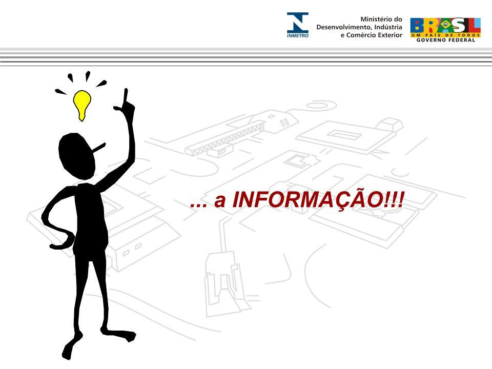 Diretoria da Qualidade dqual@inmetro.gov.br Sítio do Inmetro www.inmetro.gov.br Central de Atendimento ao Consumidor 0800 285 1818 Portal do Consumidor www.portaldoconsumidor.gov.br OBRIGADO!!.