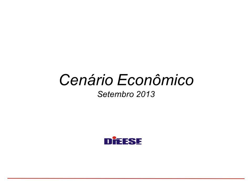 Cenário Econômico Setembro 2013