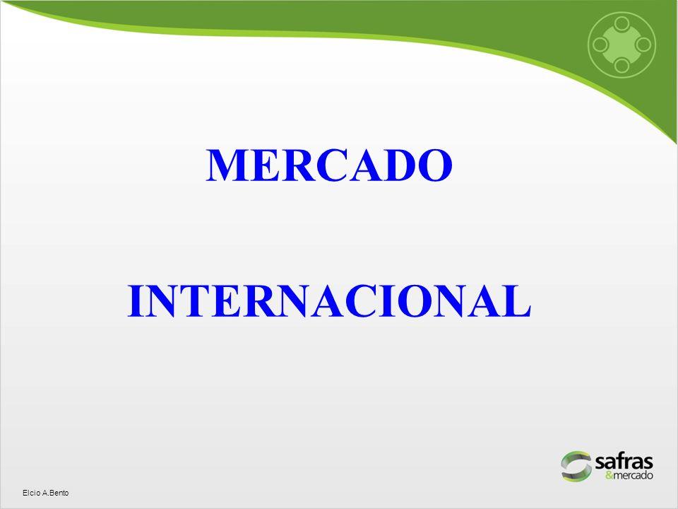 TRIGO: MERCOSUL (Exceto Brasil) Est.