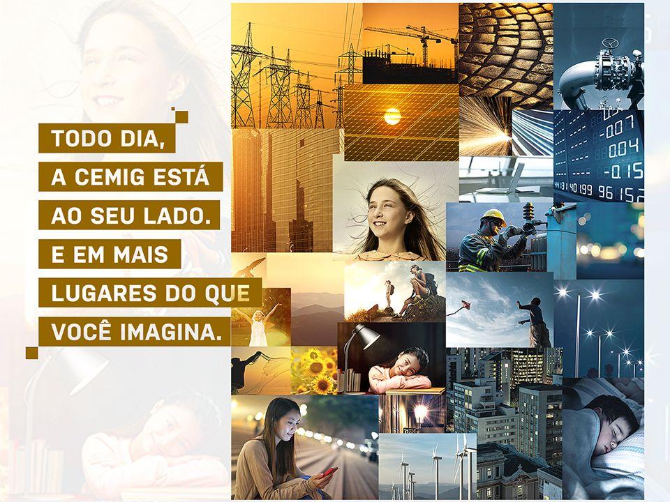 Empresa Um dos maiores e mais sólidos grupos de energia elétrica do Brasil e América Latina, que completou 61 anos em 2013.