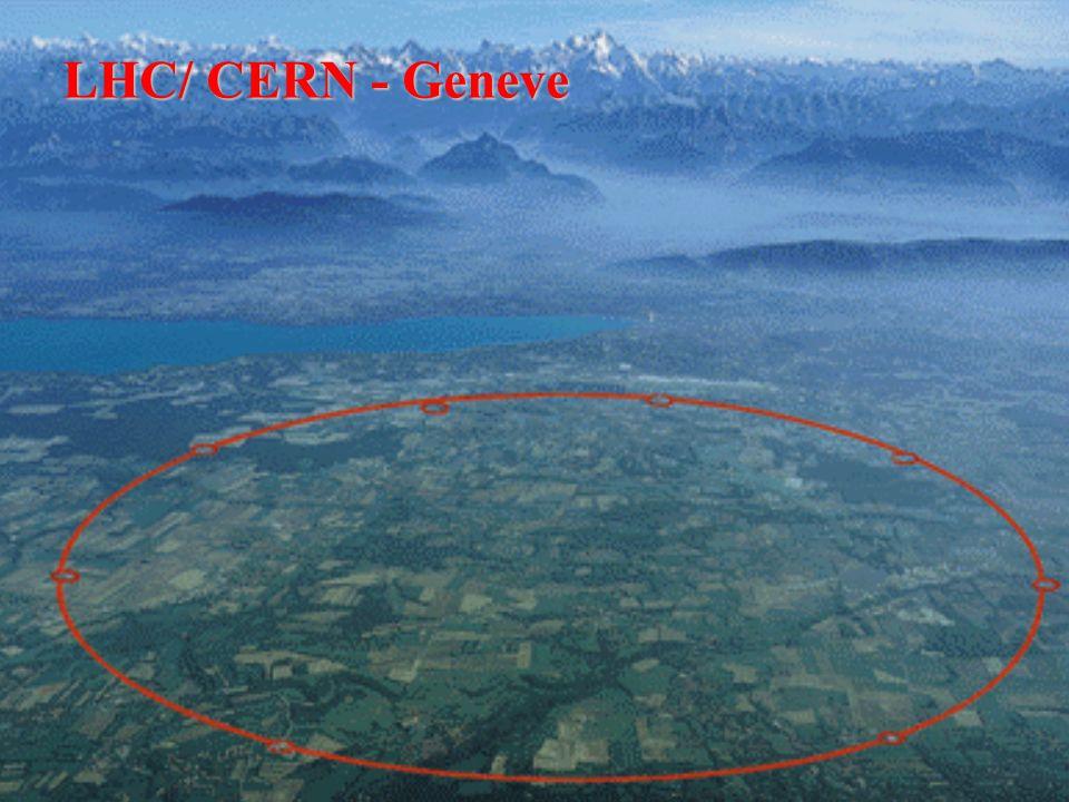 14 LHC/ CERN - Geneve