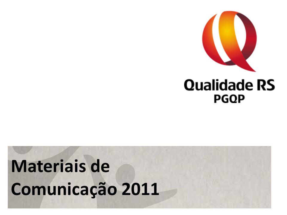 Materiais de Comunicação 2011
