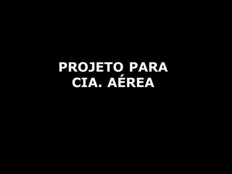 PROJETO PARA CIA. AÉREA