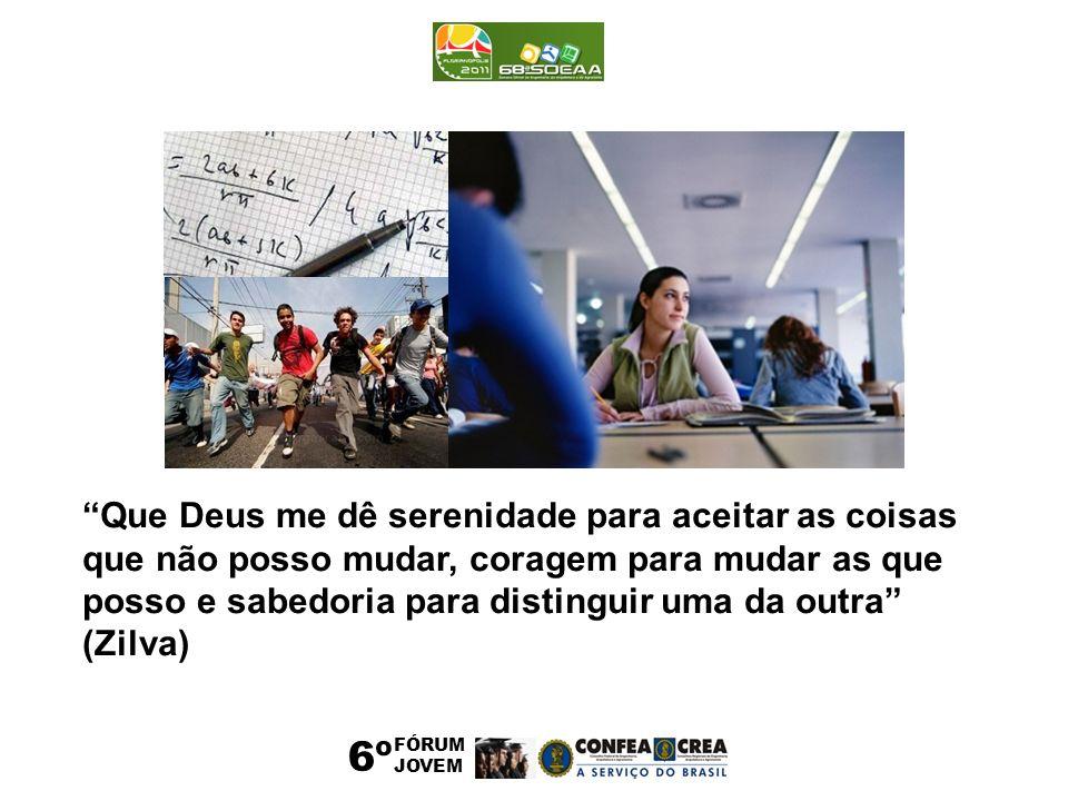 6º FÓRUM JOVEM CREA Jr Minas Gerais, o mais antigo.