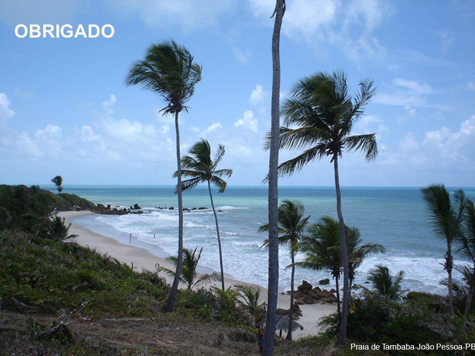 CONSELHO REGIONAL DE MEDICINA DO ESTADO DE SÃO PAULO OBRIGADO Praia de Tambaba-João Pessoa-PB