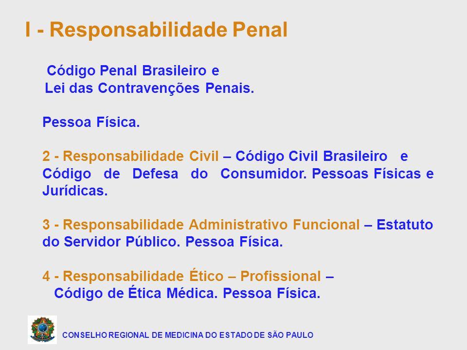 CONSELHO REGIONAL DE MEDICINA DO ESTADO DE SÃO PAULO Temos dúvida em aceitar integralmente o ensinamento, considerando que o cliente, de ordinário, ignora os riscos de instrumentos médicos.