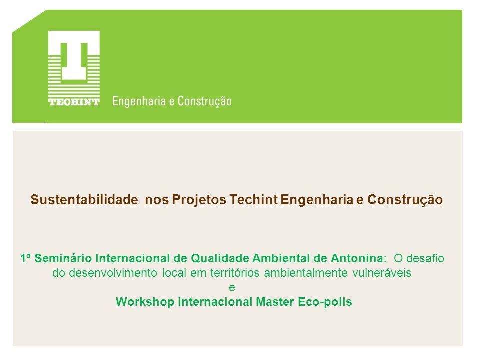1º Seminário Internacional de Qualidade Ambiental de Antonina: O desafio do desenvolvimento local em territórios ambientalmente vulneráveis e Workshop