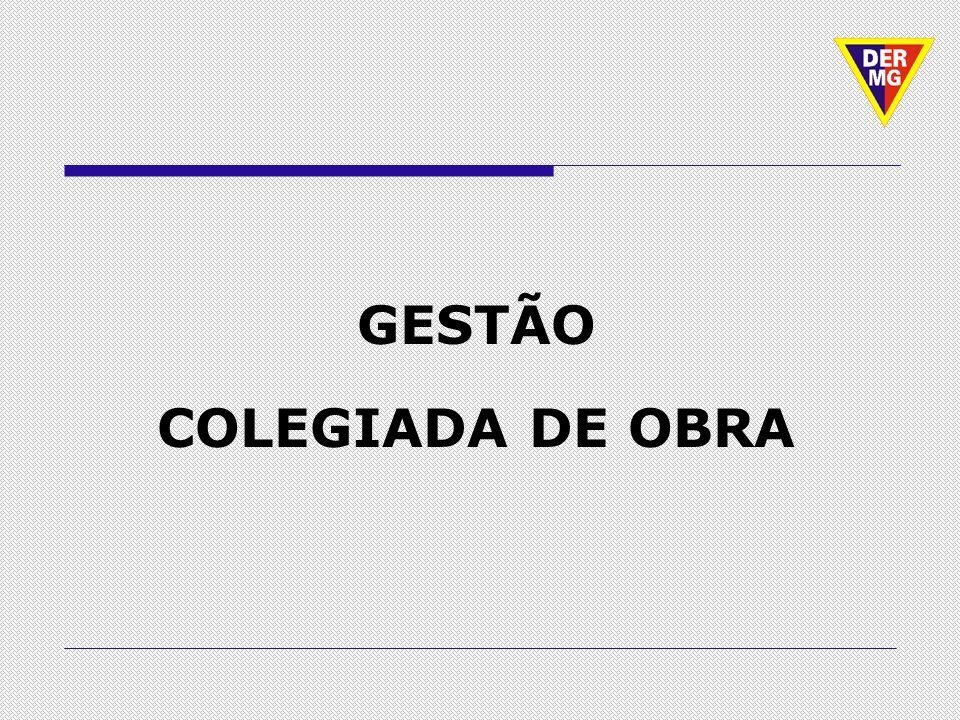 GESTÃO COLEGIADA DE OBRA