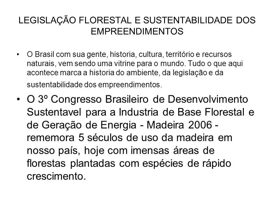 O Brasil com sua gente, historia, cultura, território e recursos naturais, vem sendo uma vitrine para o mundo. Tudo o que aqui acontece marca a histor