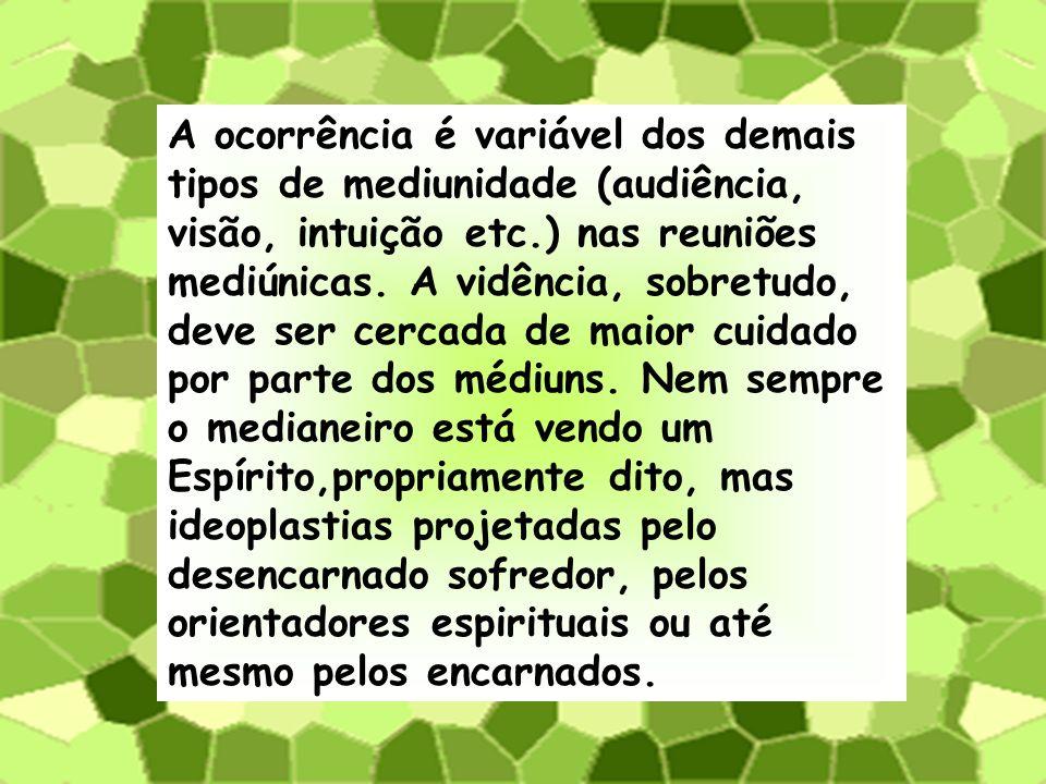 Os Espíritos necessitados de auxílio representam uma vasta categoria e são portadores de desequilíbrios, variáveis em número e grau.