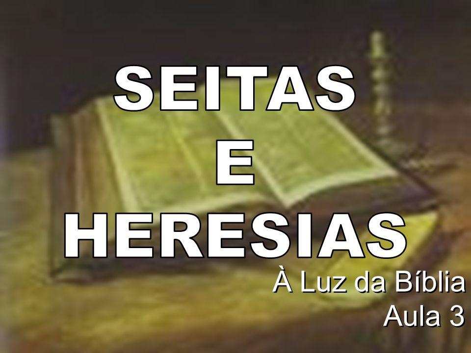À Luz da Bíblia Aula 3