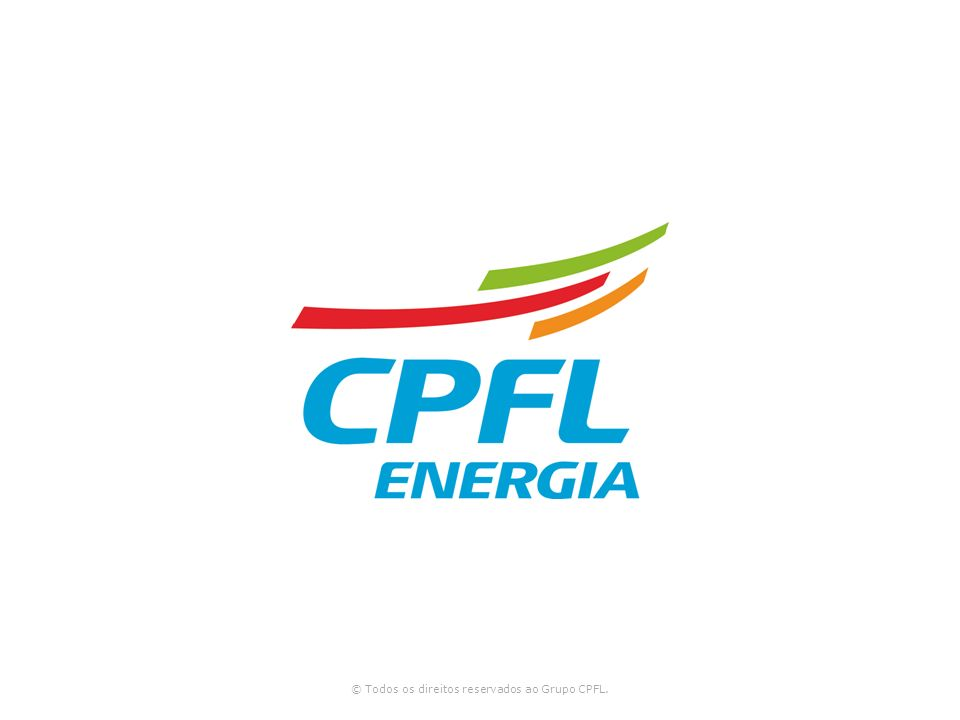 © Todos os direitos reservados ao Grupo CPFL.