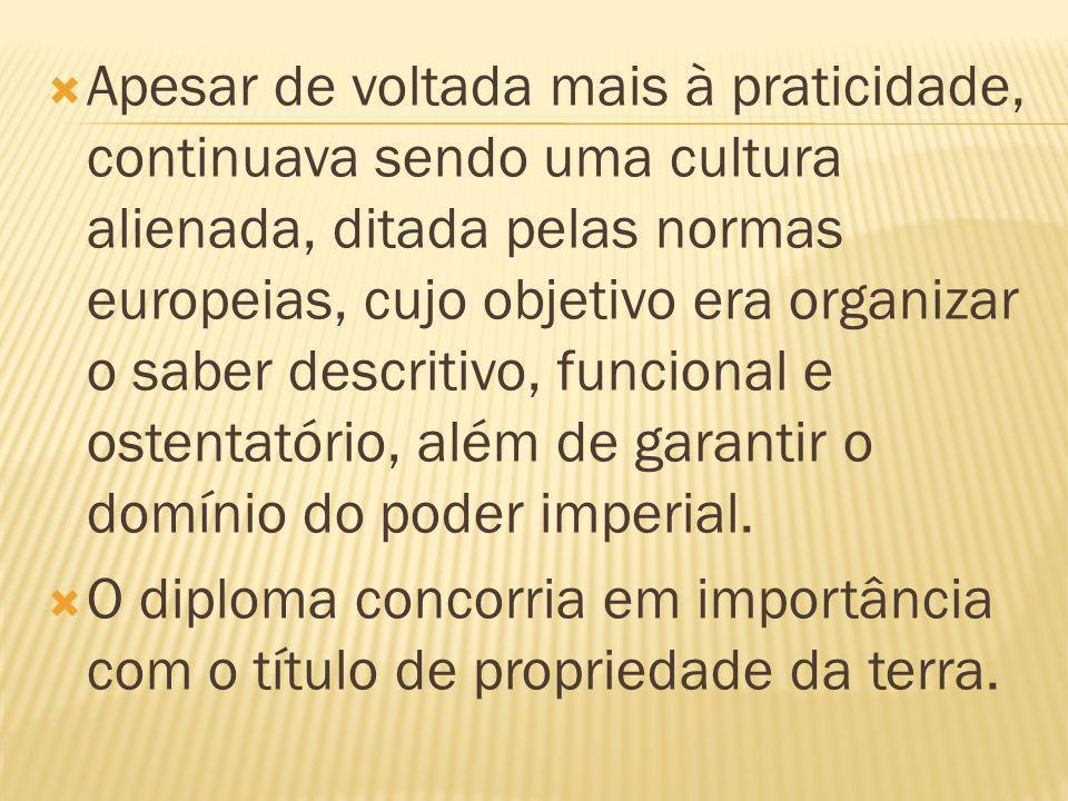Acreditava que o Estado seria o meio de compatibilizar os aspectos dicotômicos da realidade brasileira, que via como sendo estritamente dualista.